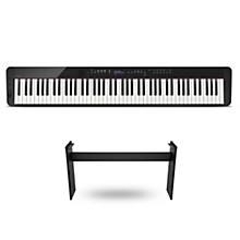 Casio PX-S3000 Privia Digital Piano Black With CS-68 Stand
