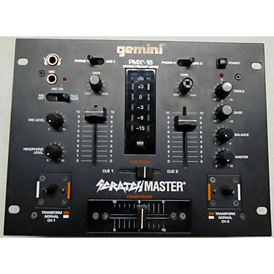 Gemini PX18 DJ Mixer