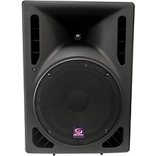 "Open Box Gem Sound PXA112T-USB 12"" Powered Speaker with USB/SD Media Player"