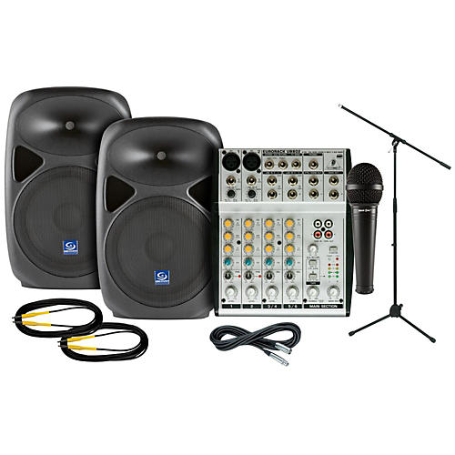 Behringer PXB120 / UB802 PA Package