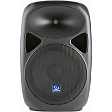 "Open Box Gem Sound PXB120USB 12"" Powered Speaker with USB/SD Media Player"