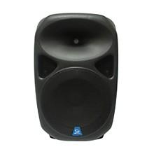 "Open BoxGem Sound PXB150USB 15"" Powered Speaker with USB/SD Media Player/Wheels"