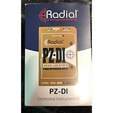 Radial Engineering PZ-D1 Audio Converter