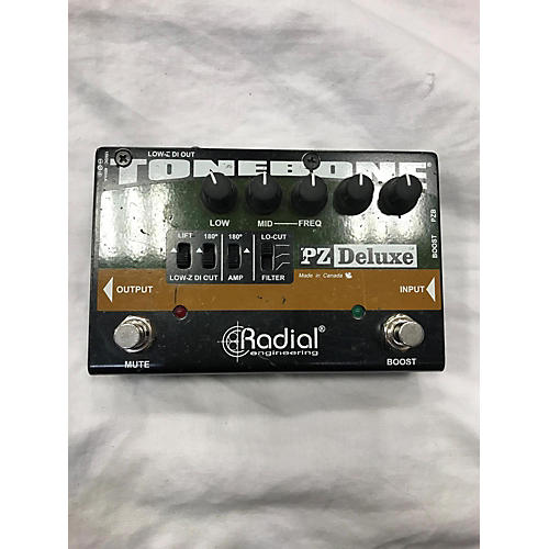 Radial Engineering PZ Deluxe Pedal