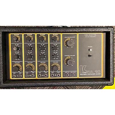 Kustom Pa10 Keyboard Amp