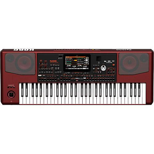 בלתי רגיל Korg Pa1000 61-Key Professional Arranger | Musician's Friend UO-51