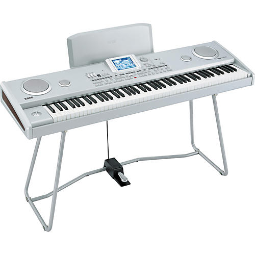 Korg pa588 digital piano and arranger keyboard musician for Yamaha professional keyboard price