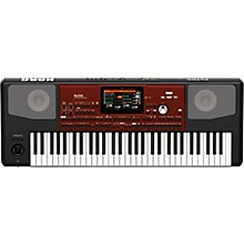 Open Box Korg Pa700 Professional Arranger 61-Key with Touchscreen and Speakers