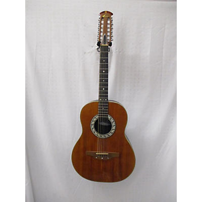Ovation Pacemaker 1115-4 12 String Acoustic Guitar