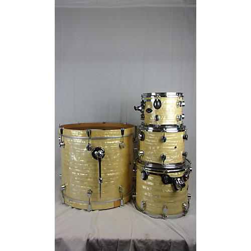PDP by DW Pacific CX Drum Kit Yellow