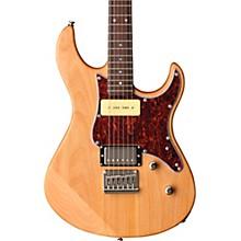 Pacifica 311 Electric Guitar Yellow Natural Satin