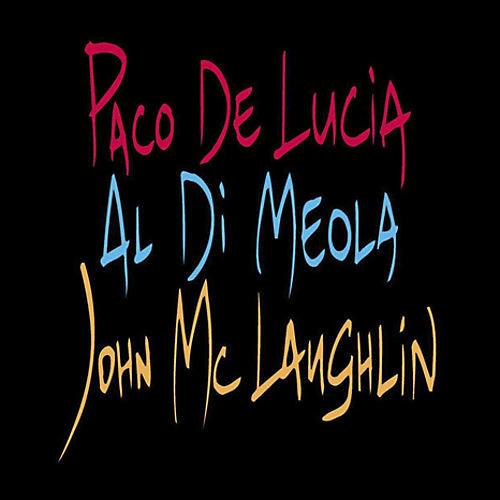 Alliance Paco De Lucia - Guitar Trio
