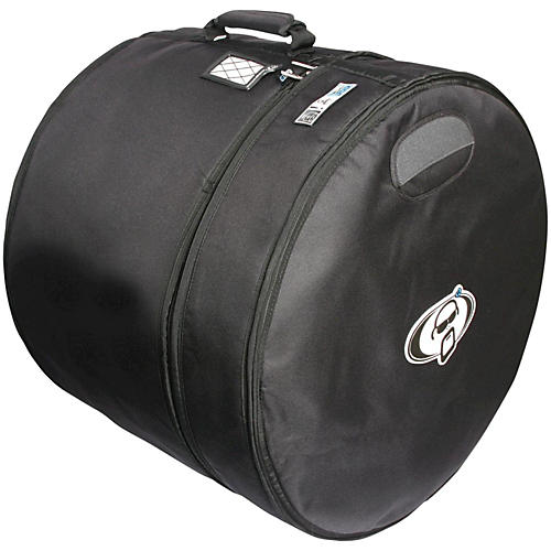 protection racket padded bass drum case 24 x 20 in musician 39 s friend. Black Bedroom Furniture Sets. Home Design Ideas