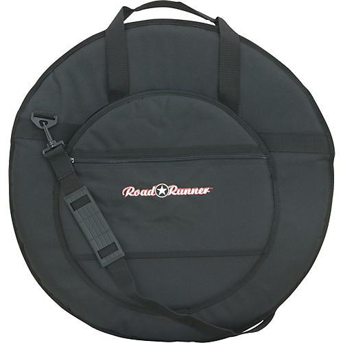 Road Runner Padded Cymbal Bag Black