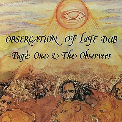 Alliance Page One & the Observers - Observation of Life Dub