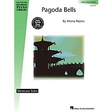 Hal Leonard Pagoda Bells Piano Library Series by Mona Rejino (Level Early Inter)