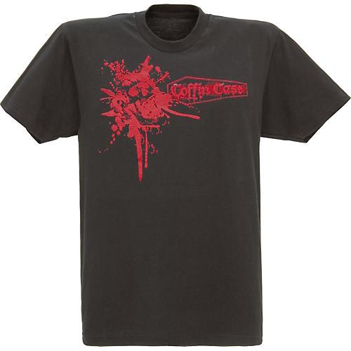 Coffin Case Paint Splat T-Shirt
