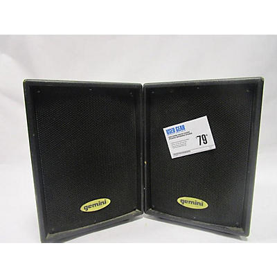 Gemini Pair Of Passive Speakers Unpowered Speaker