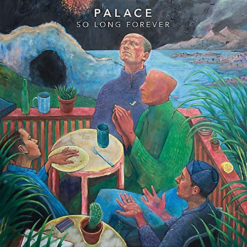 Alliance Palace - So Long Forever