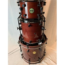 ddrum Paladin Walnut Drum Kit