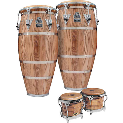 LP Palladium Conga Set Including Bongos