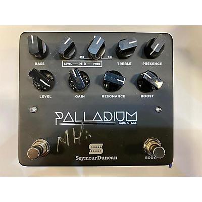Seymour Duncan Palladium Gain Stage Effect Pedal