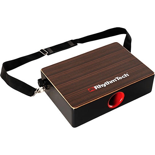 RhythmTech Palma Series Lap Top Cajon with On/Off Snare