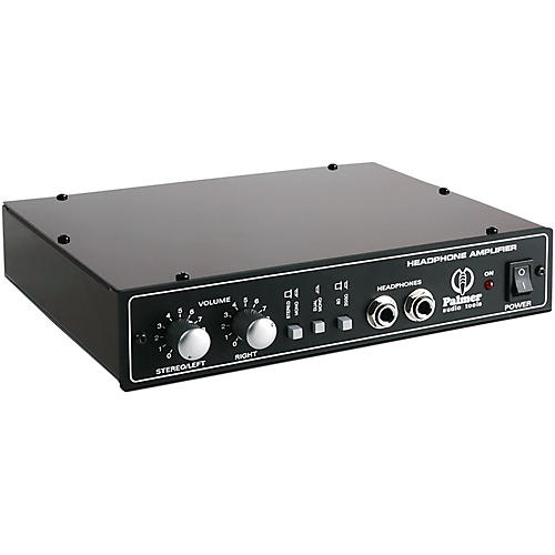 Palmer Audio Palmer Audio PHDA 02 Reference Class Headphone Amplifier - 1-channel