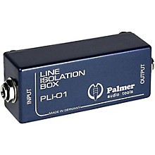 Palmer Audio Palmer Audio PLI 01 Line Isolation Box 1 Channel