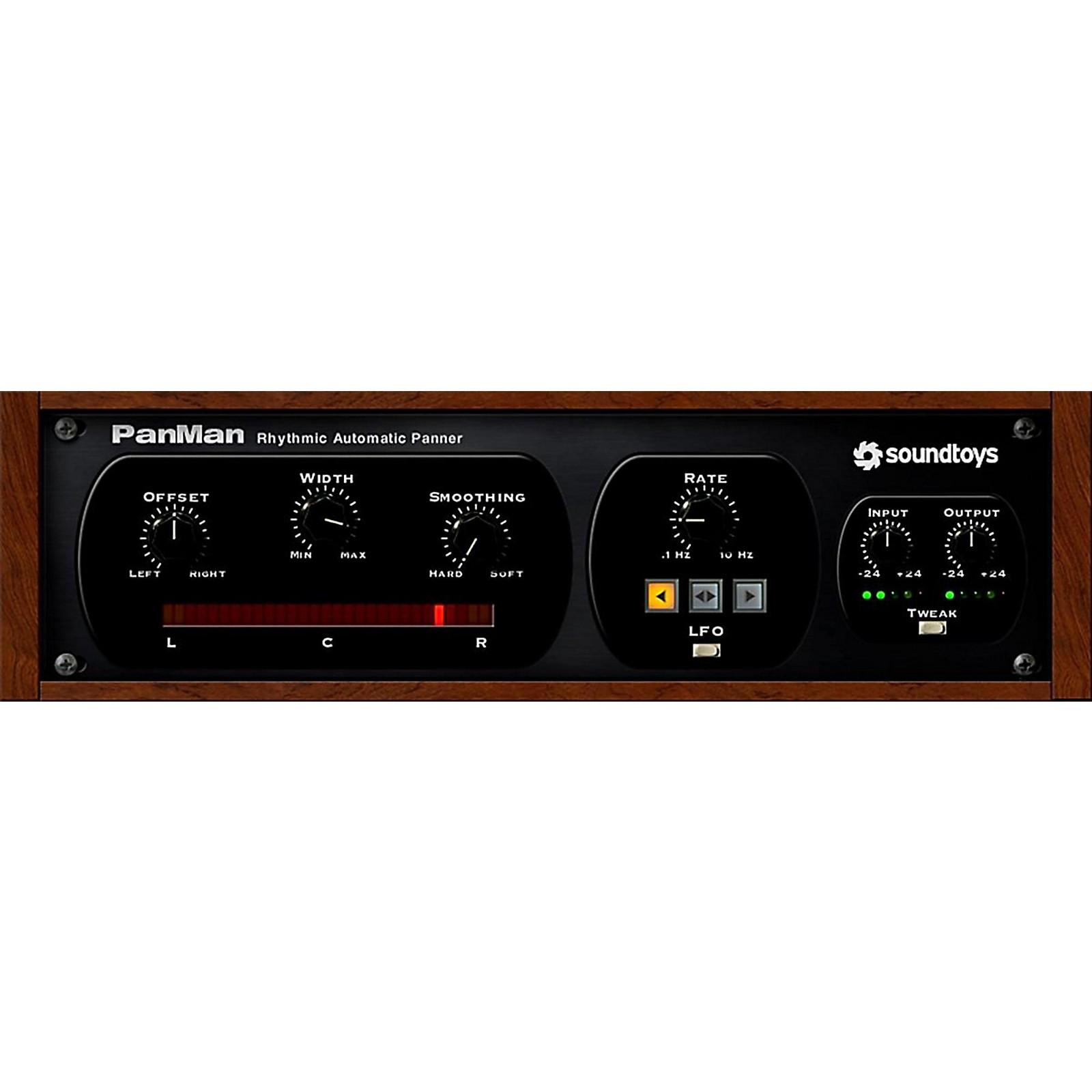 Soundtoys PanMan 5 Software Download