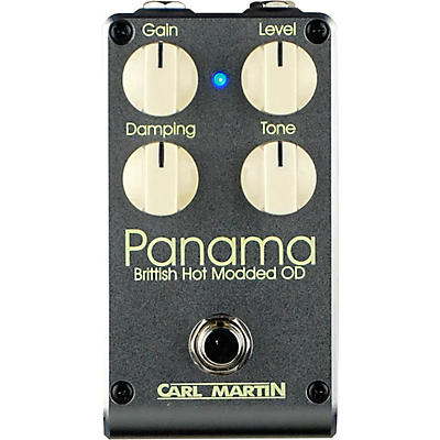 Carl Martin Panama Overdrive Effects Pedal