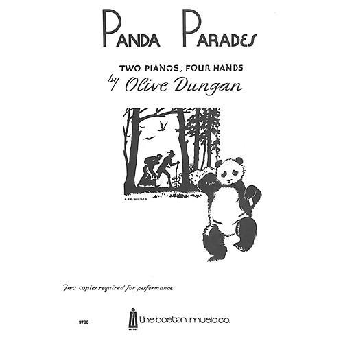 Music Sales Panda Parades Music Sales America Series