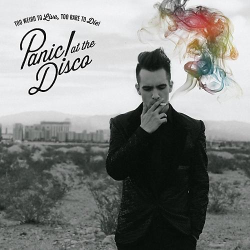 WEA Panic! At The Disco - Too Weird To Live, Too Rare To Die! (Vinyl)
