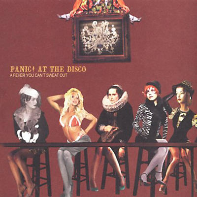 Panic! At the Disco - A Fever You Can't Sweat Out (CD)