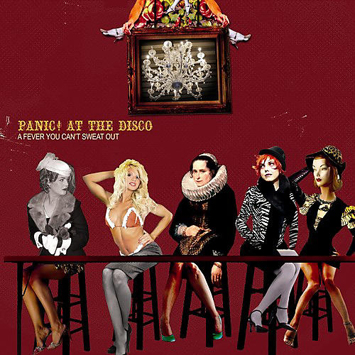 WEA Panic! At the Disco - A Fever You Can't Sweat Out
