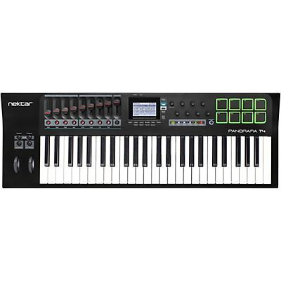 Nektar Panorama T4 49-Key USB MIDI Keyboard Controller