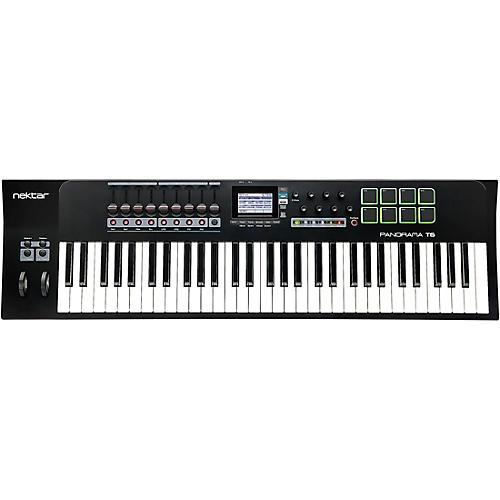 Nektar Panorama T6 61-Key USB MIDI Keyboard Controller Condition 1 - Mint