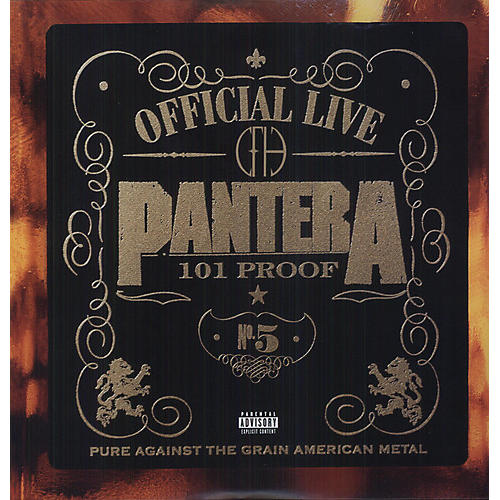 Alliance Pantera - Official Live
