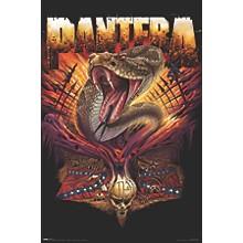 Pantera - Serpent Poster Premium Unframed