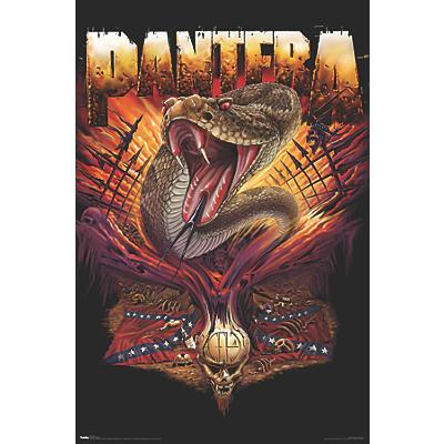 Trends International Pantera - Serpent Poster