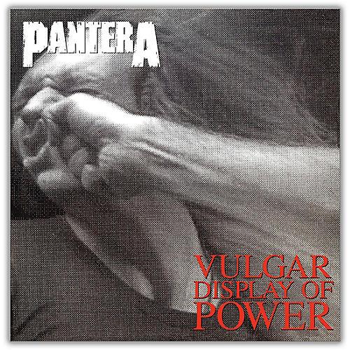 WEA Pantera - Vulgar Display Of Power 180 Gram Vinyl 2LP