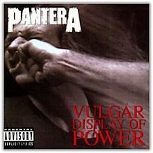 WEA Pantera - Vulgar Display Of Power CD