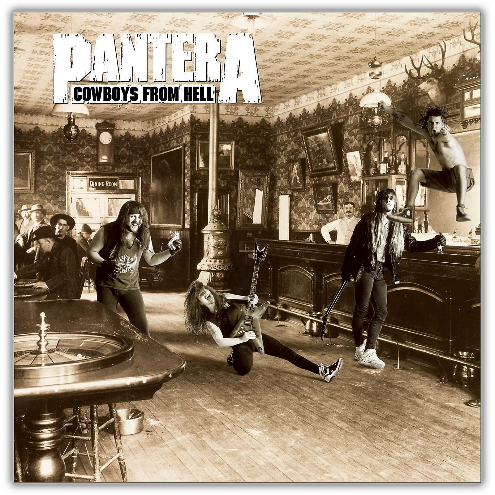 WEA Pantera - <i>Cowboys From Hell</i> 180 Gram Vinyl 2 LP