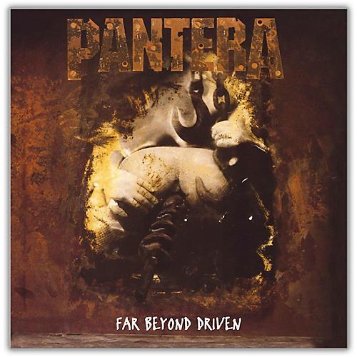 WEA Pantera - <i>Far Beyond Driven</i> 180 Gram Vinyl 2 LP