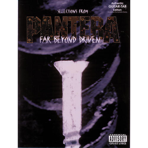 Alfred Pantera Selections from Far Beyond Driven