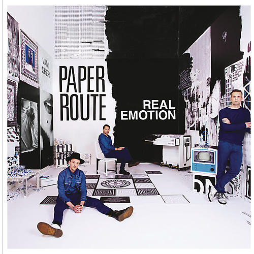 Alliance Paper Route - Real Emotion