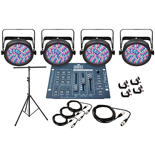 CHAUVET DJ Par 56 4 Light System