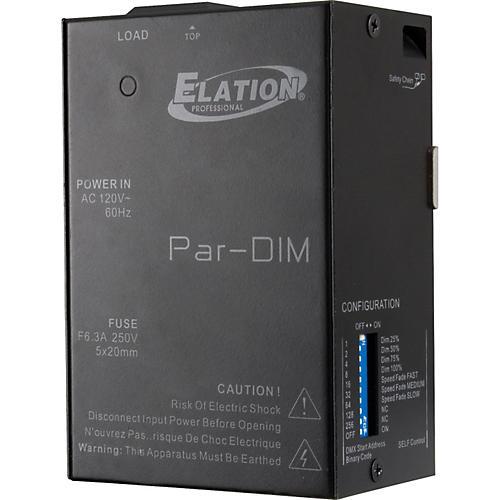 Elation Par-DIM DMX Dimmer Pack