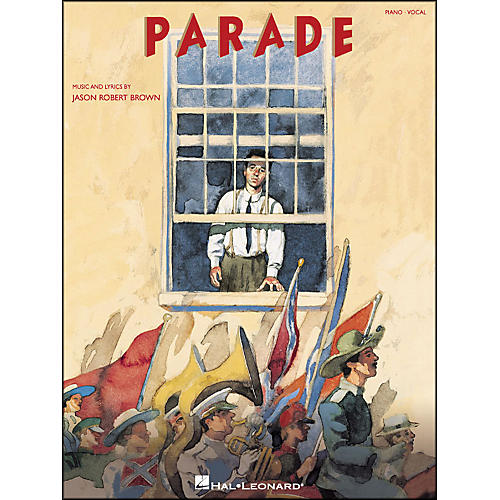 Hal Leonard Parade arranged for piano, vocal, and guitar (P/V/G)