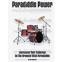 Hal Leonard Paradiddle Power Drum Book
